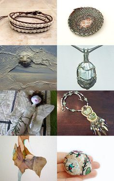 Some old, some new  by Julie Hickman on Etsy--Pinned with TreasuryPin.com