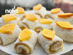 Portakal Soslu Lokum – Nefis Yemek Tarifleri