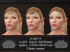 37019513b32eb 27 Best  tattoos  SL Marketplace Dollarbies images