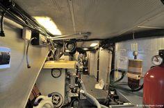 Nordhavn 46 'Swordfish' Interior