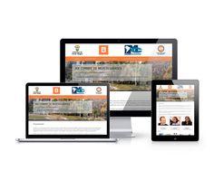 Diseño del sitio web del 19 Congreso de Mercociudades