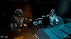 Hands-on: 'Project Arena' Aims for Competitive VR Motion Combat for Oculus Touch & HTC Vive Wii Sports, Sports Games, Virtual Reality Games, Augmented Reality, Vr Games, Arcade Games, Digital Trends, Instagram Posts, Projects