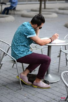 Shirt & Pants Men's Style ~ Daily Inspiration