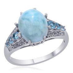 larimar engagement ring kokopeli - Google Search
