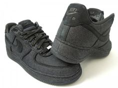 new product 33c49 8477b NIKE AIR FORCE 1 LOW BLACK DENIM PEARL QS XXX 30TH ANNIVERSARY Sneakers