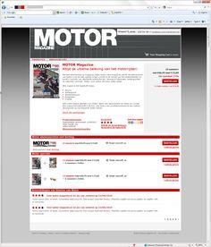 Motor webshop