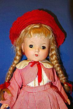 "~ 'Effanbee' ""Patricia"" Doll ~"