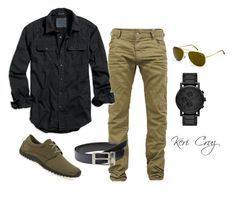 """""""Laid back"""" by keri-cruz ❤ liked on Polyvore featuring moda, Diesel, American Eagle Outfitters, DKNY, Calvin Klein, Camel Active i Burberry"""