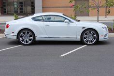 An extraordinary Bentley Continental GT from Bentley Tysons!  #Bentley #Continental #GT #Maryland #MD #Baltimore #Vienna #Virginia #VA #WashingtonDC