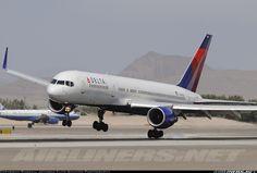 Delta Airlines Boeing 757-232