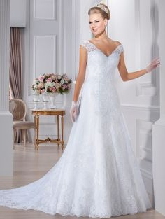 Vestido de noiva modelo: Janelle