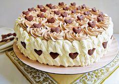 Romanian Desserts, Tiramisu, Sweet Treats, Ice Cream, Ethnic Recipes, Cakes, Pie Cake, Dulce De Leche, Sherbet Ice Cream