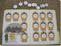 telling time file folder game ...Confessions of a Homeschooler