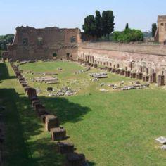 Run around the Circus Maximus in Rome. DONE!! October 2012!