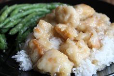 A mild, sweet coconut flavor sends this dish to the top of my favorite meals list! Seriously one of the best at-home takeout dishes I've tried!