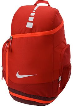 Head directly to the court after class with this NIKE® Hoops Elite Max Air team backpack!
