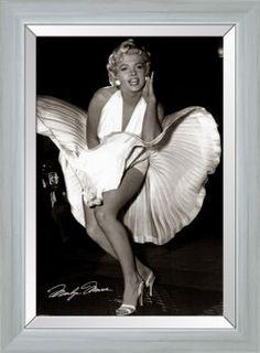 JM868-3 Marilyn Monroe Print by J&M Furniture