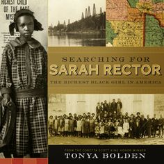 This is such a fascinating story of Sarah Rector ... slave to Creek Native Americans that ended up richest African American woman in American. from KidLit Celebrates Women's History Month. @shelf-employed