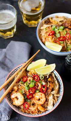This hot and spicy Mee Siam is a wonderful, quick meal to get your taste buds…