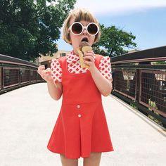 Style goals @mintkarla via Instagram