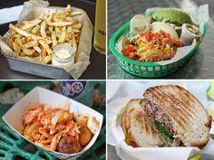 College Tours: Where to Eat Near the University of Texas at Austin