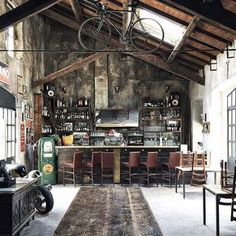 bonishphoto: Rustic Bar