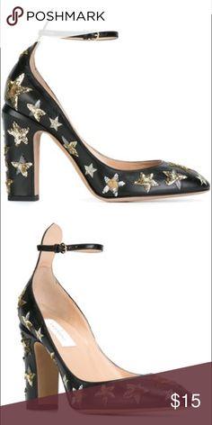 ISO  Valentino Garavani 'Star Studded' pumps In search of 🔎 Valentino Garavani 'Star Studded' 👠 OR good knock offs 😅😅😅 Valentino Garavani Shoes Heels