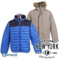 STATHAM ingrosso giacche #88850 | Abbigliamento uomo | merkandi.it