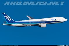 Boeing 777-281 - All Nippon Airways - ANA | Aviation Photo #4378097 | Airliners.net