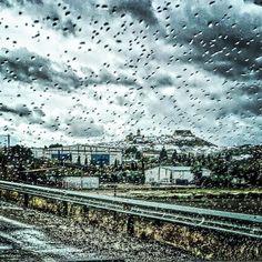 #llueve sobre #montilla