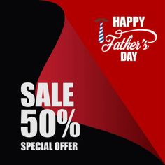 Happy Father's Day Sale 50 Special Offer Vector Template Design Illustrati , #Affiliate, #Sale, #Day, #Happy, #Father #AD Fathers Day Sale, Happy Fathers Day, Preschool Newsletter Templates, Sale 50, Banner, Illustration, Design, Happy Valentines Day Dad, Banner Stands