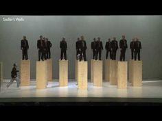 Sidi Larbi Chekaoui & Antony Gormley - Sutra