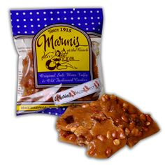 Marini's Homemade Bacon Brittle -Going to have to try this