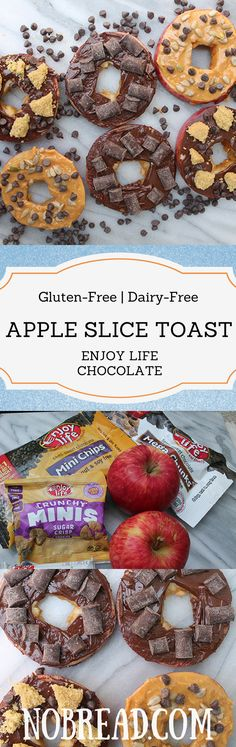 A healthy dessert perfect to satisfy your sweet cravings without ruining your diet! This gluten-free and dairy-free recipe is really simple and can be customized by choosing any toppings you want! Try it today at NOBREAD.COM!