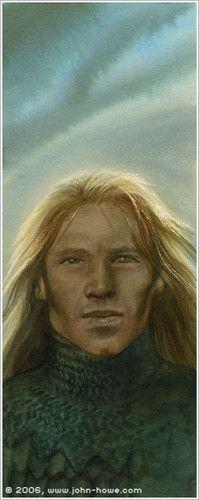 Fan Art of Theodred by John Howe for fans of Kącik rohańskiej adoracji 36788353 Lotr Movies, John Howe, Fanart, Jrr Tolkien, Sketch Painting, Middle Earth, Lord Of The Rings, The Hobbit, Mists