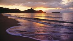 The amazingly unspoilt Porto Santo Madeira Best Beaches In Portugal, Portugal Holidays, The Sound Of Waves, Island Tour, Beach Scenes, Travel Memories, Archipelago, Tourism, Scenery