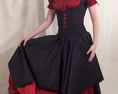 Medieval Noble Gown Custom Made by SpeedyCostumes on Etsy