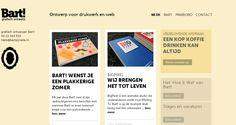 het is een handige site en je kan makkelijk terug naar de homepage www.bartzijnsite.nl