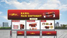 Eazol Branding.. #mock-up #branding #advertising #health #creative