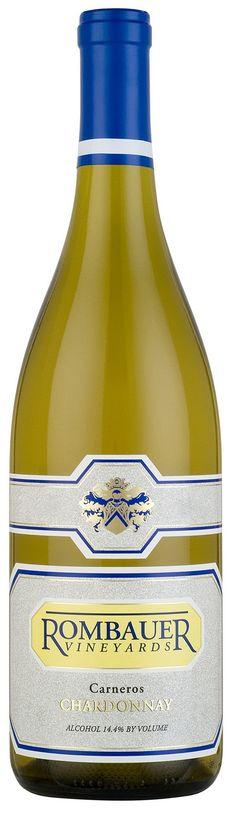 Rombauer Vineyards Carneros Chardonnay My favorite Chardonnay....perfect for thanksgiving dinner
