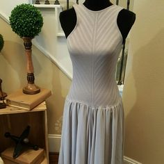 Evening gown Worn once, beautiful gown. Torn by Ronny Kobo Dresses High Low