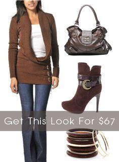 winter chic fashion | Style Sunday : Affordable Winter Fashion
