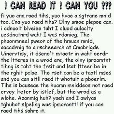 It is similar to the Extreme Reading Illusion, Little Confusion but you can read it without any trouble