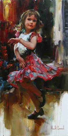 Michael Garmash Cutter & vágó Fine Art Galleries