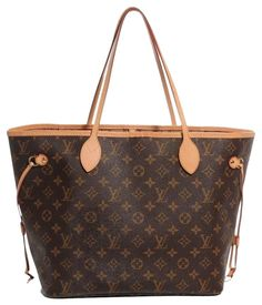 497d43b4166 Louis Vuitton Monogram Neverfull Mm Tote Bag. Get one of the hottest styles  of the. Tradesy