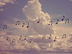 Music Notes ♫ ♪ ♫ ♪ ♪ ♫ ♪ ♫ ♪ ♪ ♫