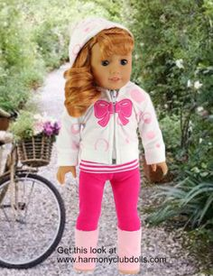 "SHOP 18"" DOLL CLOTHES <a href=""http://www.harmonyclubdolls.com"" rel=""nofollow"" target=""_blank"">www.harmonyclubdo...</a>"