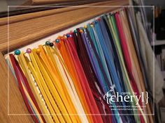 ~ a paper {life}: ~ quilling paper....storage ~