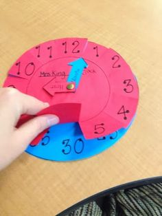 Queen of the First Grade Jungle: A few ideas for teaching TIME and a couple of freebies!