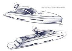 25 Metre fast wooden yacht design - New Designs - SuperyachtTimes.com